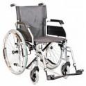 Silla de ruedas plegable de ruedas grandes