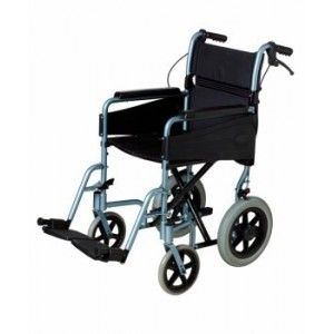 Silla de ruedas mini transfer en aluminio