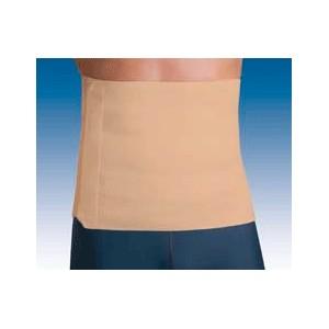 Faja abdominal 4 bandas cierre velcro