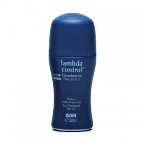 Lambda control desodorante, roll-on, 50 ml.