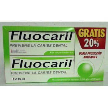 Duplo Fluocaril 125 ml.