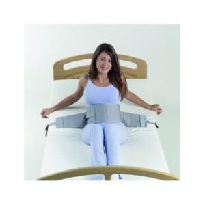 Cinturón de sujección cama velcro