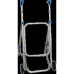 Andador sencillo aluminio
