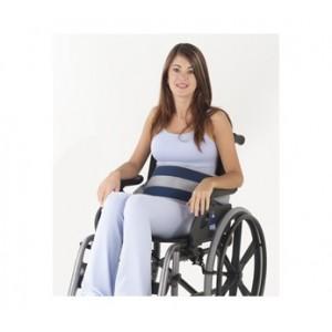 Cinturón abdominal silla sujección