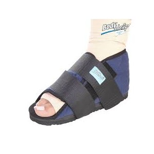 Zapato post-quirúrgico plano