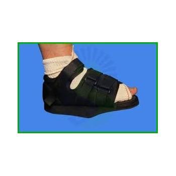 Zapato velcros tacón quirúrgico de Parafarmacia post invertido con rYrpHnz