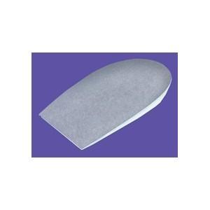 Taloneras silicona forradas