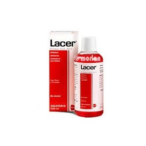 Lacer colutorio, 500 ml.