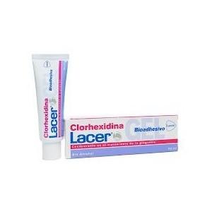 Lacer gel bioadhesivo clorhexidina, 50 ml.