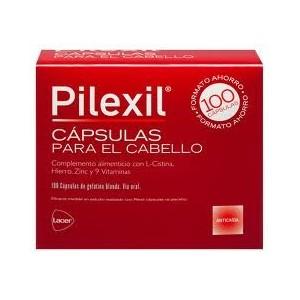 Pilexil complemento nutricional para cabello, 100 cápsulas
