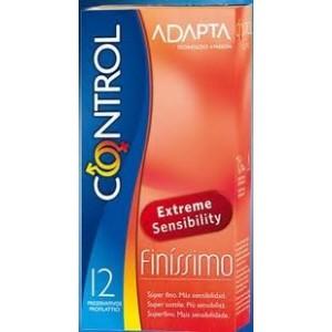 Preservativos Control Finissimo, 12 uds.
