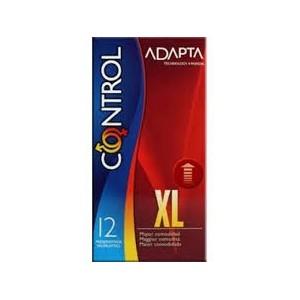 Preservativos Control XL, 12 uds.